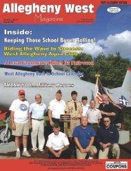 august 2009 - Allegheny West Magazine