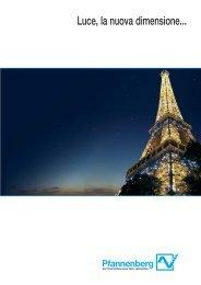 Lichtkunst A4 IT - Pfannenberg