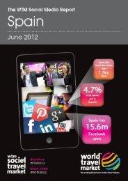 The Spanish social media - World Travel Market
