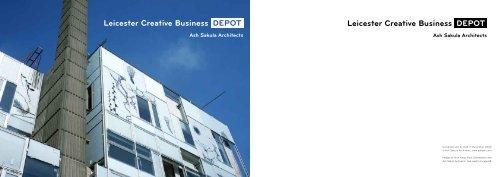 lcb depot - Ash Sakula