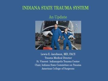 Trauma System Development