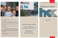 Flyer 2012/13 - Kubiss.de