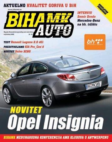 BIHAMK AUTO, br. 16