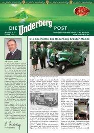 165 Jahre Underberg 165 Jahre Underberg 165 Jahre Underberg