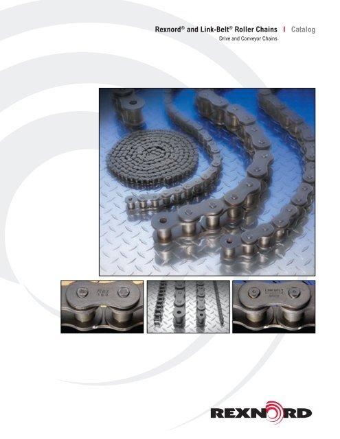 Rex Linkbelt Roller Chain Catalog - Norfolkbearings.com
