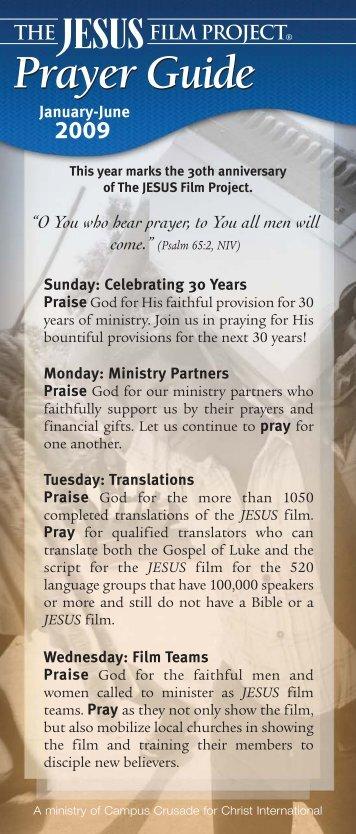 6 moPC Jan09.qxd.FP - The JESUS Film Project