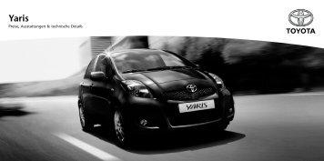 Yaris - Toyota