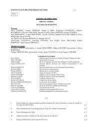 18 juin 2012 - Sciences Po