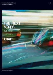 IAG Annual Review 2012 PDF (1.4mb)