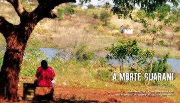 A morte Guarani