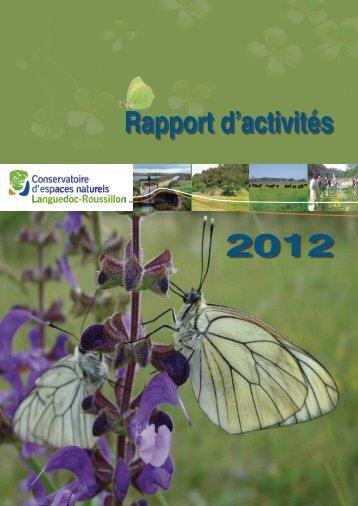 Rapport d'activités - Le site internet du CEN LR