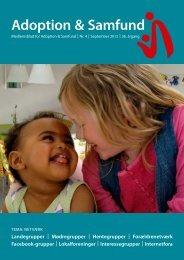 TEMA: NETVERK - Adoption og Samfund