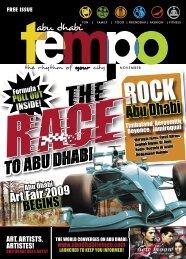 TO ABU DHABI - Tempoplanet