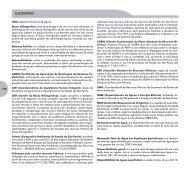 Glossário e Referências Bibliográficas - sigrh - Governo do Estado ...