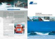 Accident Investigation Leaflet - EMSA - Europa