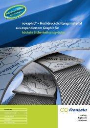 novaphit - Frenzelit Werke GmbH