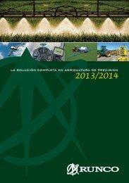 Catálogo Agricultura 2013 - Runco