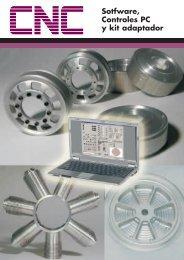 cnc Sotfware, Controles PC y kit adaptador - Ferreteria-anserjo