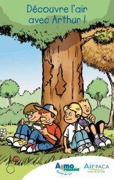 Découvre l'air avec Arthur ! - Airfobep