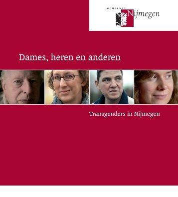Dames, heren en anderen - Gemeente Nijmegen