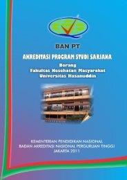 Borang Fakultas Kesehatan Masyarakat Unhas 2011.pdf