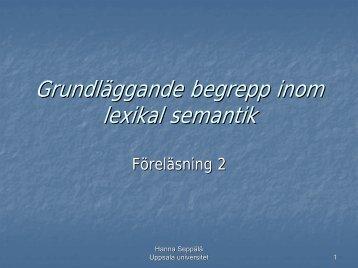 material - Uppsala universitet