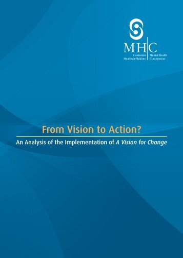 From Vision to Action? - Mental  Health Commission