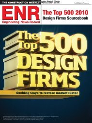 The Top 500 Design Firms