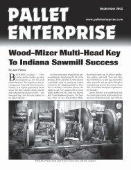 Wood-Mizer LT40 Super Hydraulic Spec Sheet