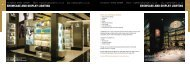 Showcase and Display - Lightgraphix Ltd.