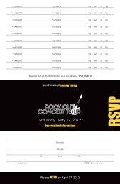 Saturday, May 12, 2012 - Chelsea Community Hospital