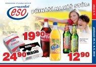PŘINÁŠÍ NA VÁŠ STŮL: - ESO market
