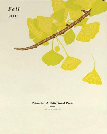 Princeton Architectural Press (PDF) - Chronicle Books