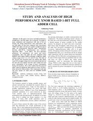 study and analysis of high performance xnor based 1-bit full adder cell