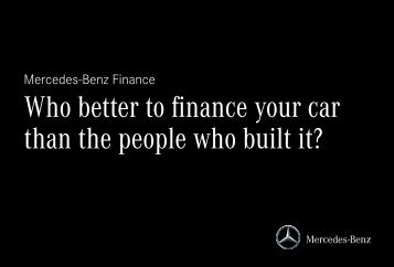 Download your PDF now - Mercedes-Benz UK