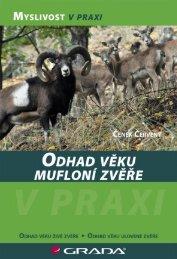 Nahlédnout do Odhad věku mufloní zvěře