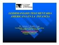 LEISHMANIASIS en la infancia Paraguay.pdf - Antonio Rondón Lugo