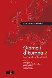 Giornali d'Europa 2 - Ed.it