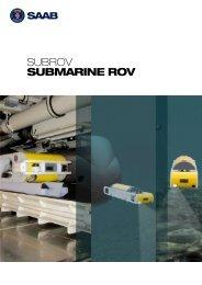 SUBROV SUBMARINE ROV - Seaeye