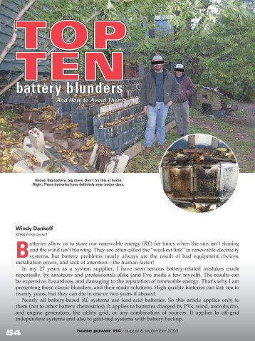 Top 10 Battery Blunders & How to Avoid Them - Equal Parenting-BC