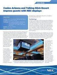 Download PDF - NEC Display Solutions