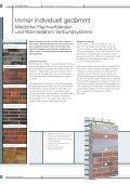 Kompendium Meldorfer® Flachverblender - Caparol - Seite 4