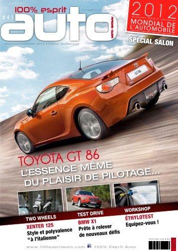 Vous - Magazine 100% esprit auto