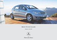 Preisliste [PDF] - Mercedes-Benz Deutschland