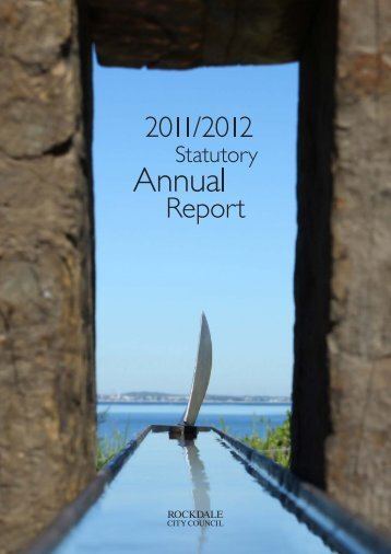 Annual Report 2011 - Rockdale City Council - NSW Government