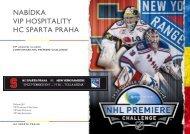 Nabídka ke stažení v PDF - HC Sparta Praha