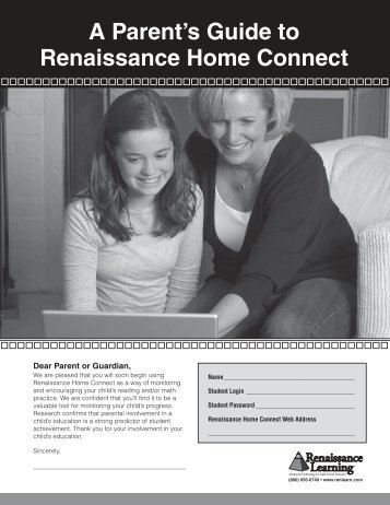 Parent's Guide to Home Connect