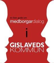 En liten guide om medborgardialog i Gislaveds kommun