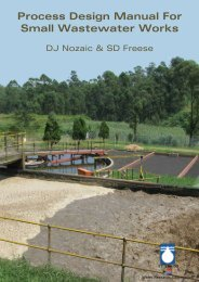 Process Design Manual For Small Wastewater Works