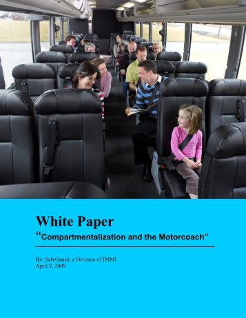 Compartmentalization and the Motorcoach - SafeGuard